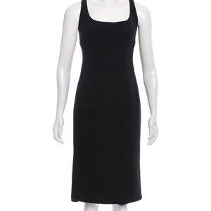 DIANE VON FURSTENBERG Wool-Blend Bodycon Dress